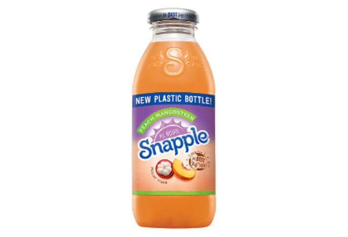 Snapple Tea - Peach Mangosteen