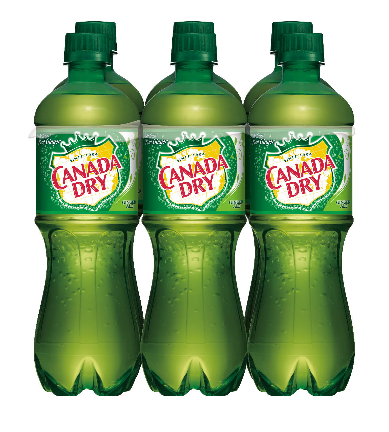 Canada Dry Ginger Ale - 500ml