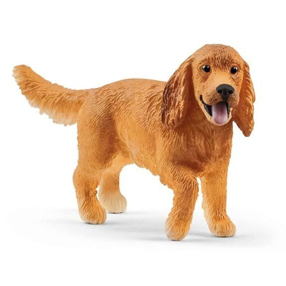 Schleich Farm World Figure - English Cocker Spaniel, 73mm