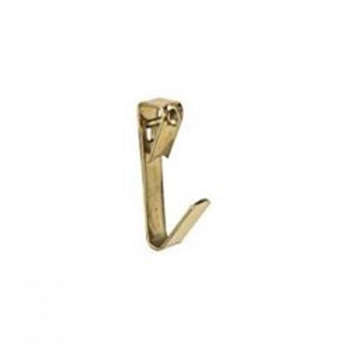 National Hardware N260-000 Hanger Brass 5 lb, Gold