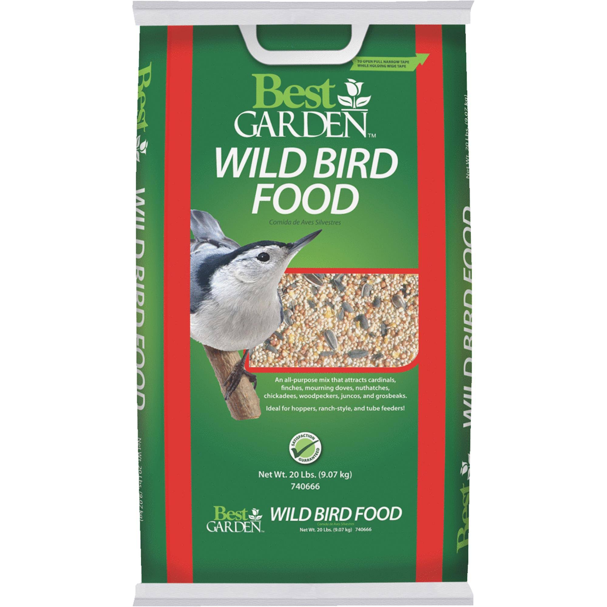 Do It Wild Bird Seed - 20lbs