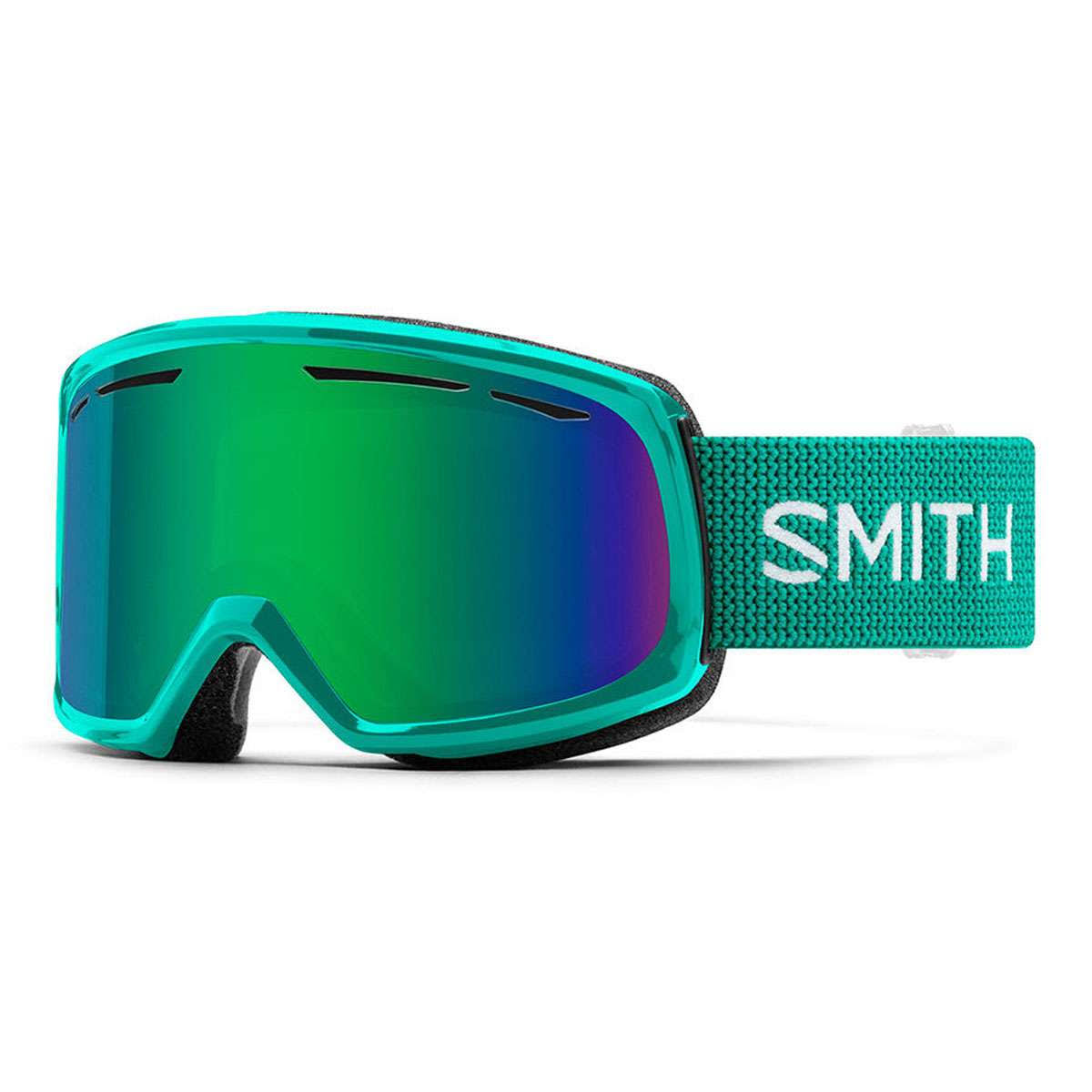 Smith Drift Womens Snow Goggles - Jade Frame, Green