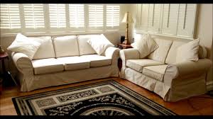 Chateau Dax Leather Sofa Macys by Ideas For Leather Couch Covers Youtube
