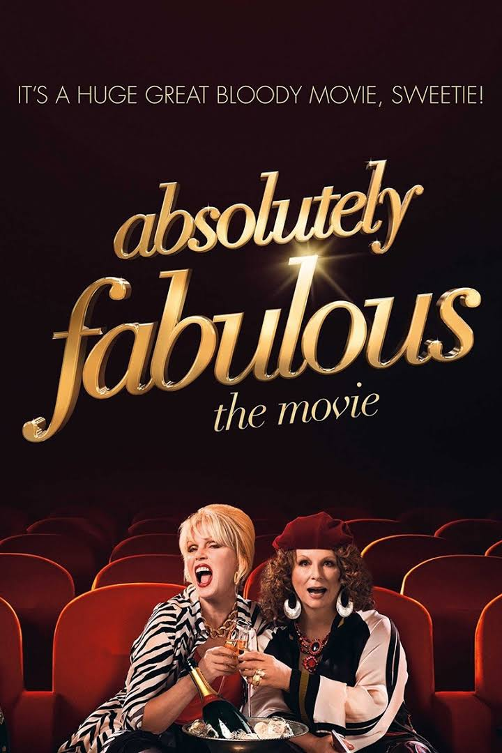 Absolutely Fabulous: The Movie-Absolutely Fabulous: The Movie