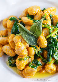 Pumpkin Gnocchi Recipe Gluten Free by Whole Wheat Gnocchi With Brown Butter And Sage Pumpkin Sauce