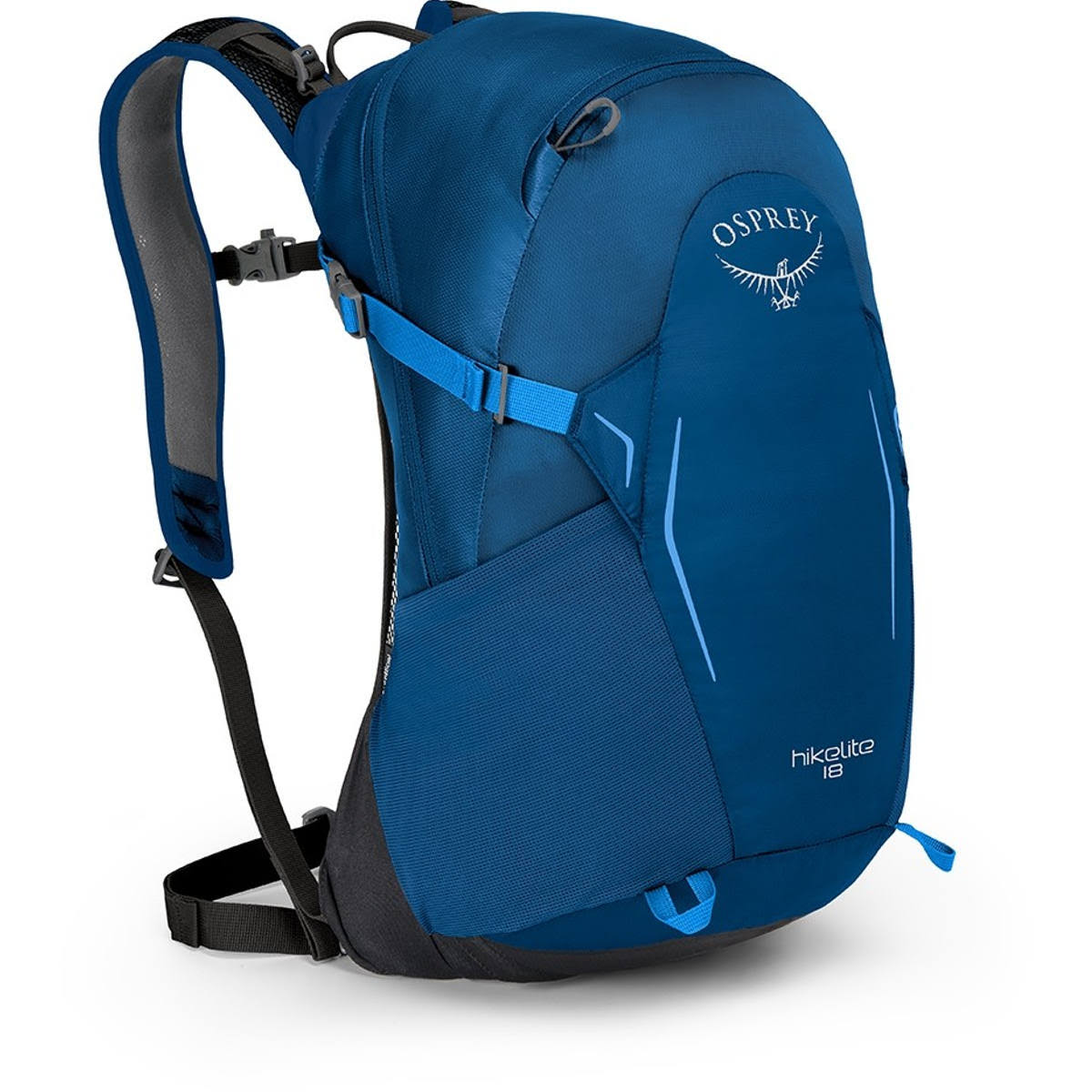 Osprey Hikelite 18 Backpack - Bacca Blue