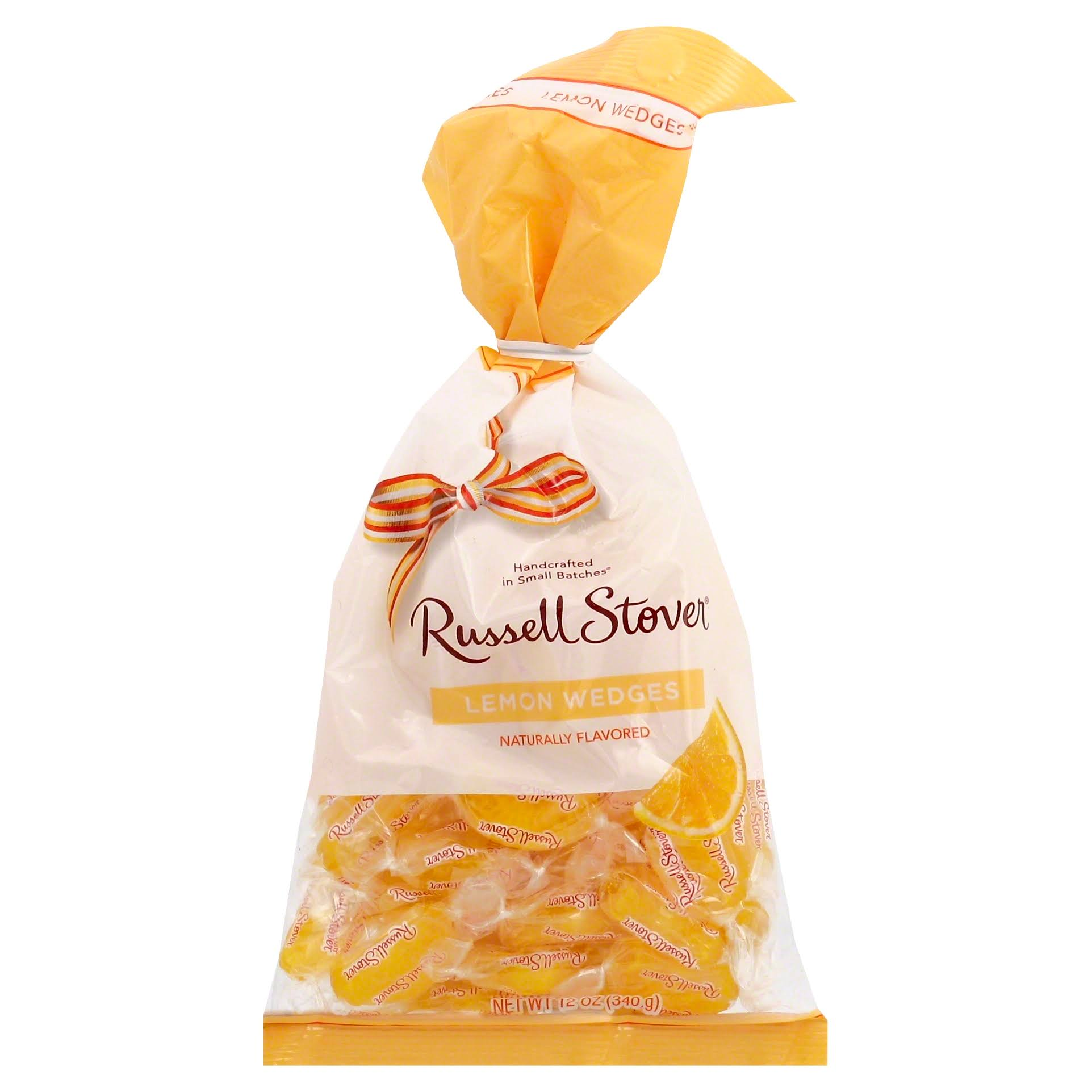 Russell Stover Hard Candies - Lemon Wedges, 12oz