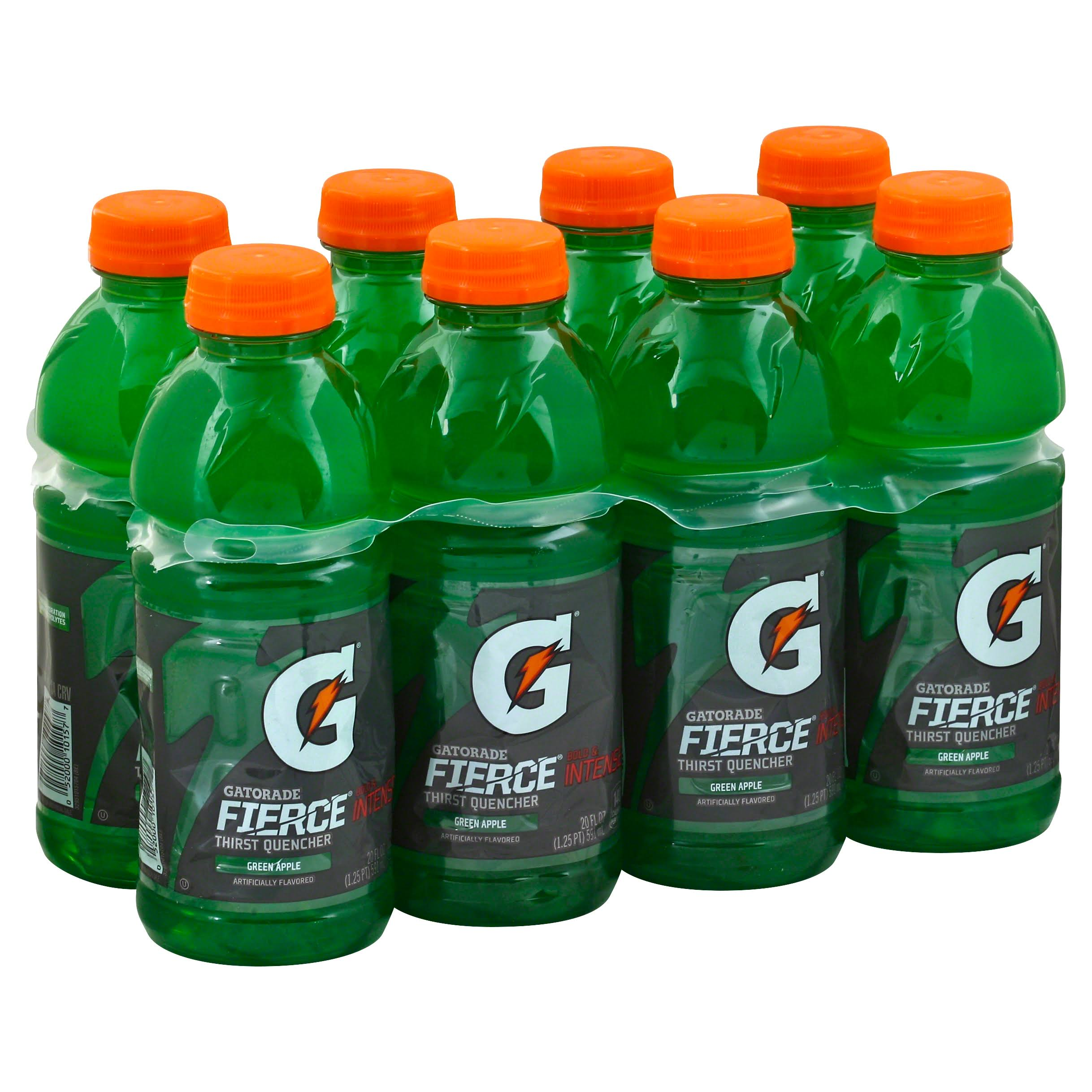 Gatorade Fierce Green Apple Thirst Quencher - 20 oz