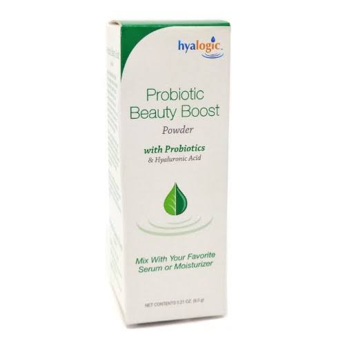 Hyalogic Probiotic Beauty Boost Powder - 0.21oz