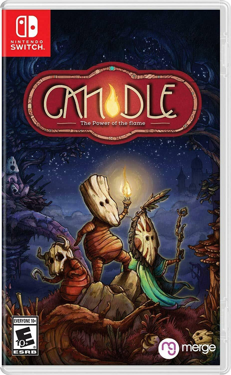 Candle - Nintendo Switch