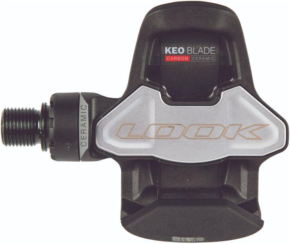 Look Keo Blade Carbon Ceramic Road Clipless Pedals - Black