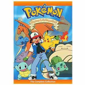 Pokemon Adventures In The Orange Islands The Complete Collection DVD