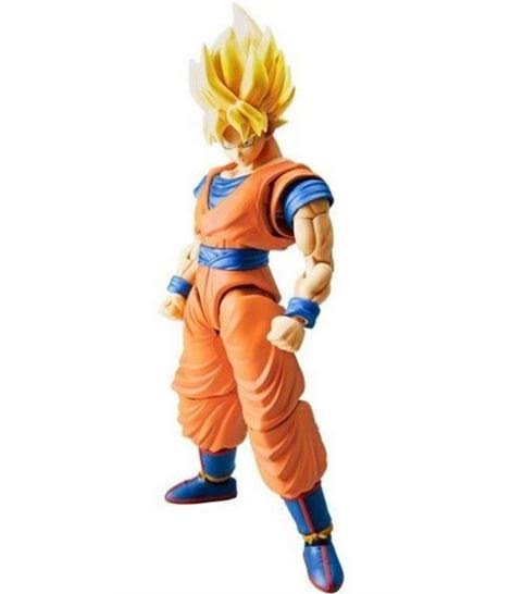 Bandai Dragon Ball Z Super Saiyan Son Goku Figure
