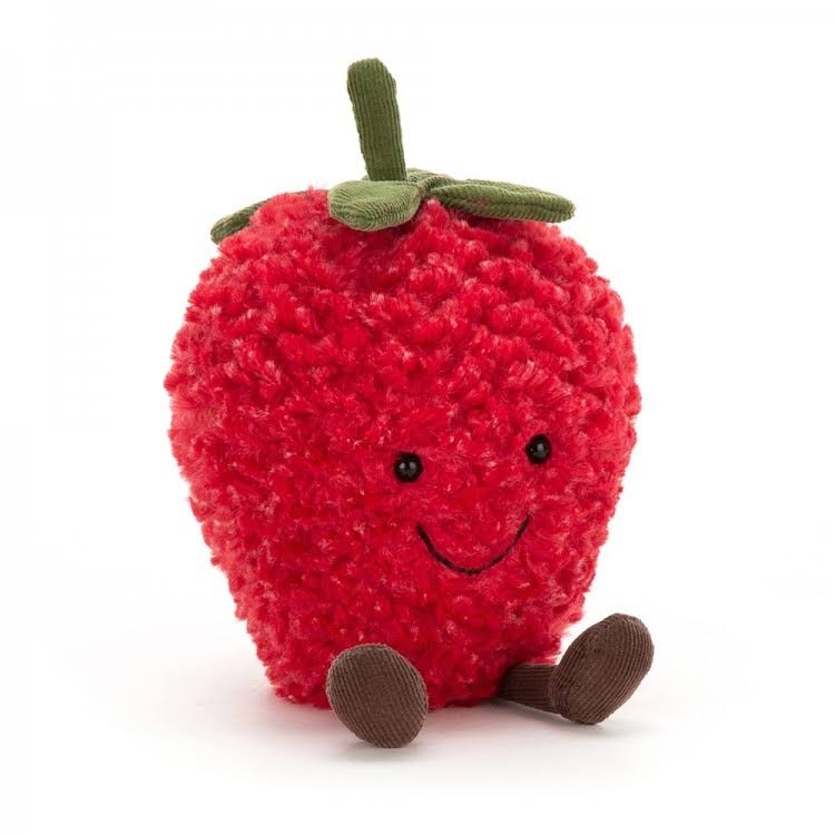Jellycat - Amuseable Strawberry Small