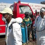 South African successfully treated after contracting plague