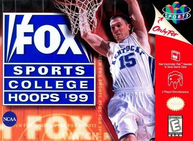 Fox Sports College Hoops '99 [64 Game]