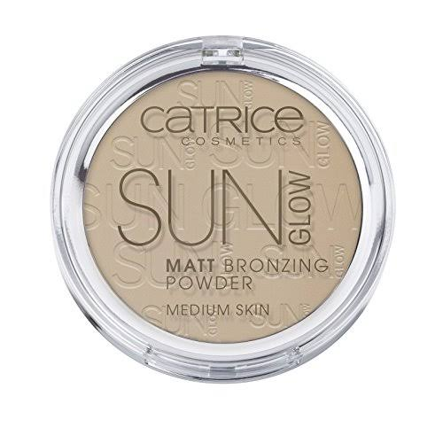 Catrice - Sun Glow Matt Bronzing Powder - 30 Medium Bronze