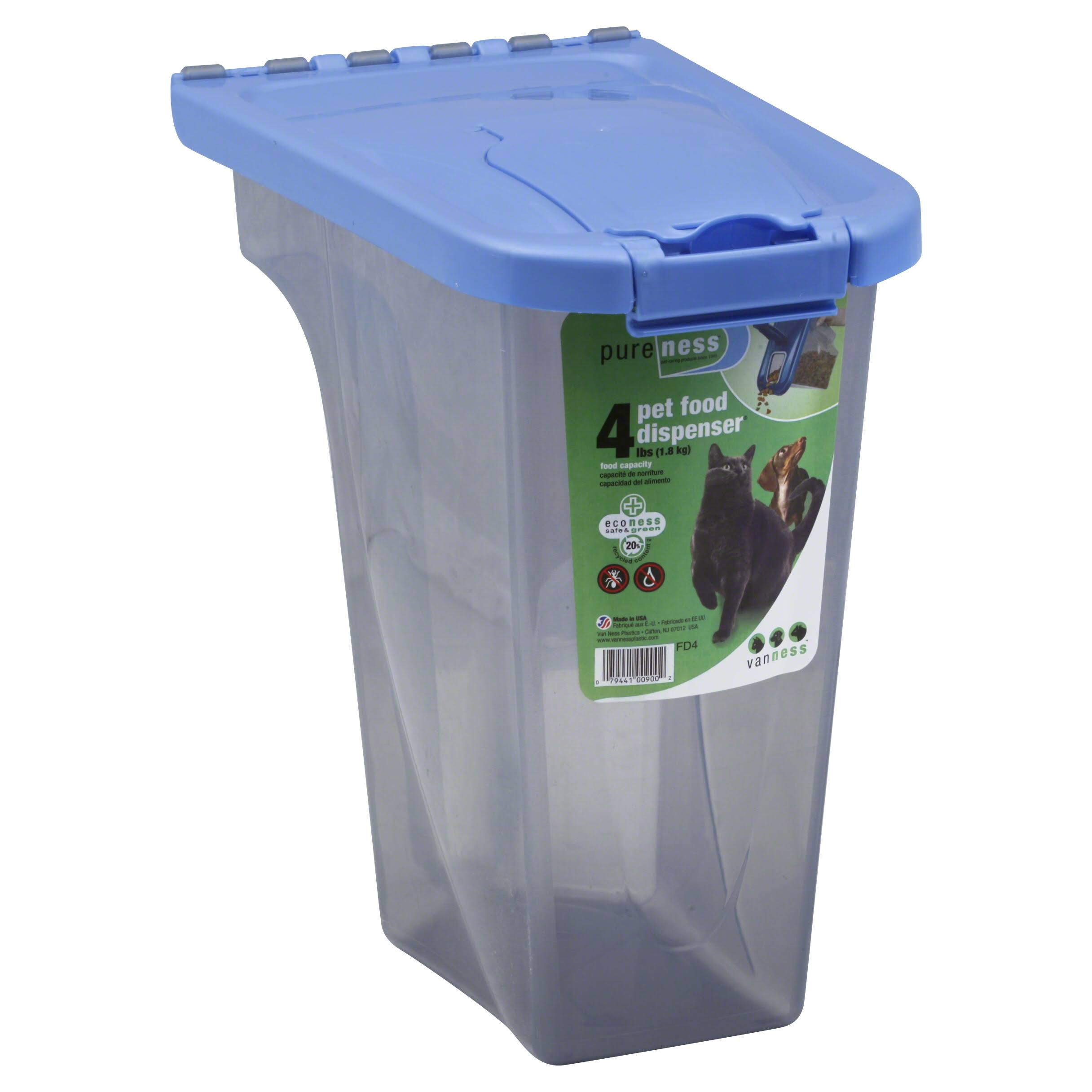Van Ness Pureness Dispenser, Pet Food