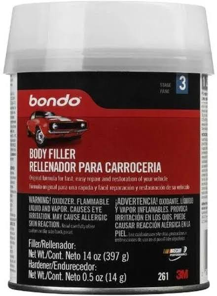 Bondo Body Filler - 397g