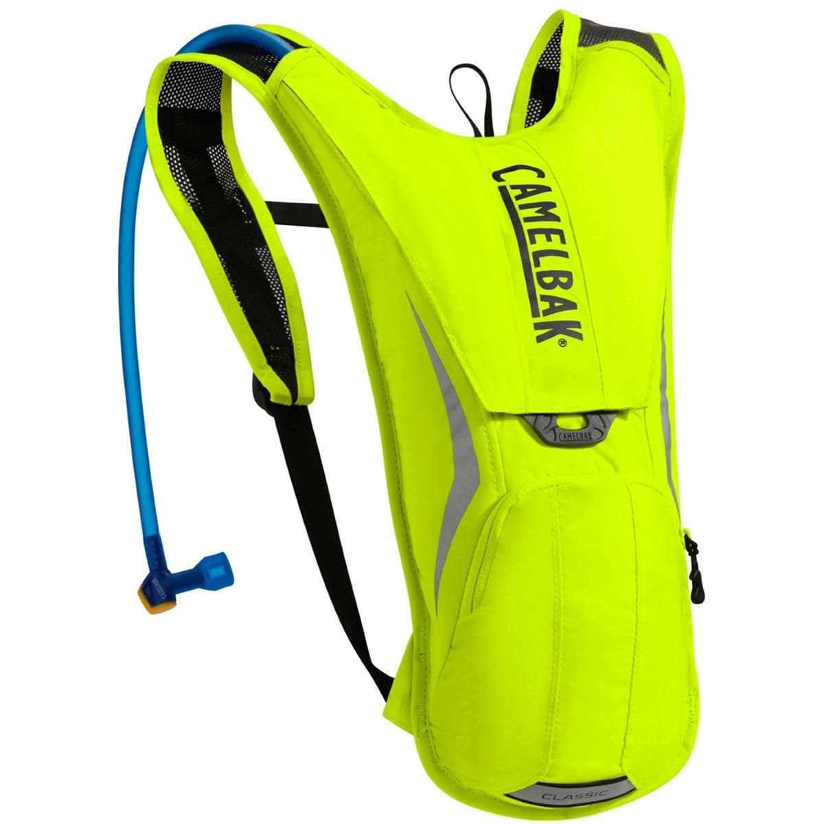 Camelbak Classic Hydration Pack - Lemon Green, 70oz