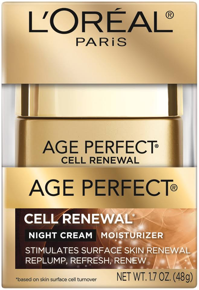 L'Oreal Paris Age Cell Renewal Night Cream - 48g