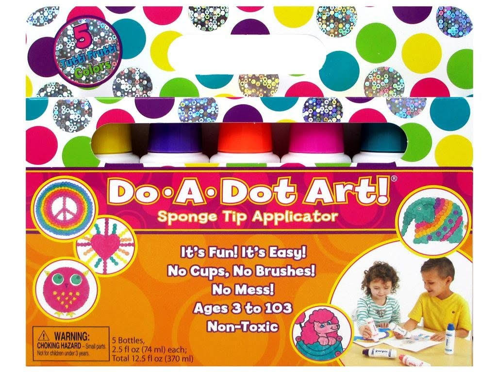 Do A Dot Art Tutti Frutti Shimmer Marker