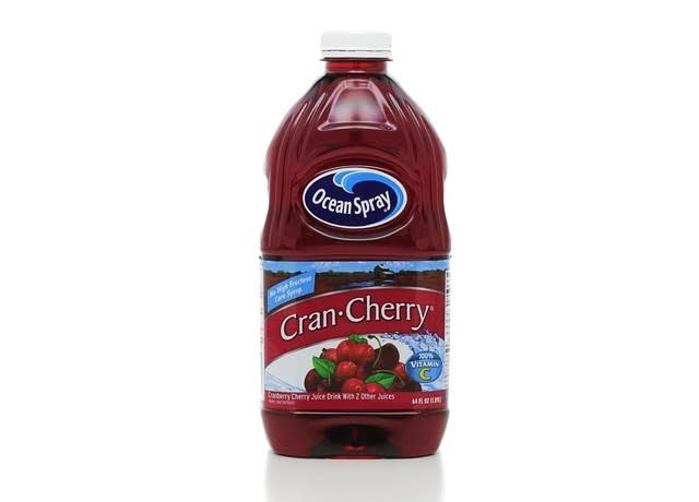 Ocean Spray Juice Drink - Cranberry & Cherry, 64oz