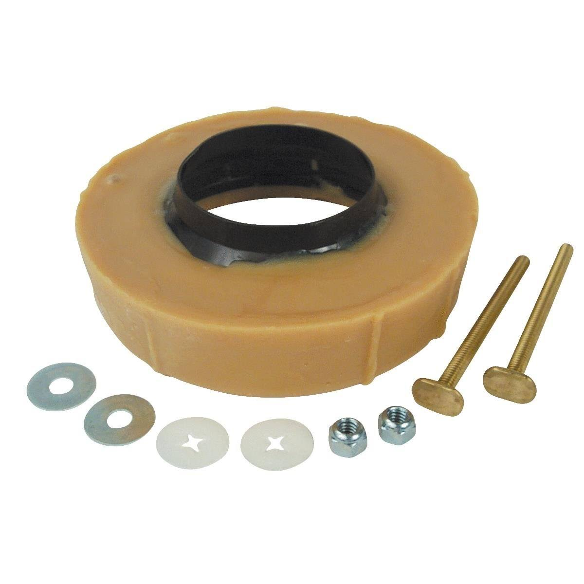 Do it Best No. 35B Extra Thick Wax Ring Extender Kit