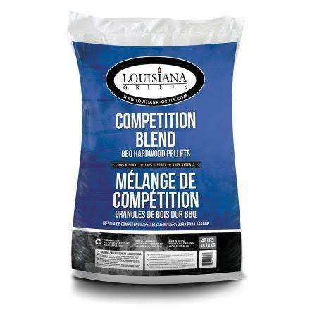 Louisiana Grills Competition Blend Pellets - 40lb