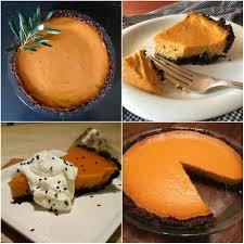 Pumpkin Chiffon Pie Martha Stewart by The Bitten Word Thanksgiving 2016 Pie Challenge Results