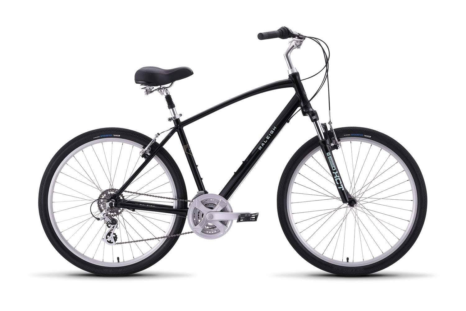 Raleigh Venture 2 - Black - Small