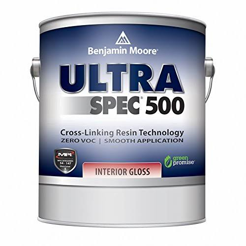 Benjamin Moore Ultra Spec 500 - Gloss White