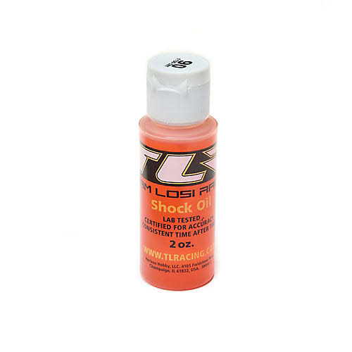 Team Losi Racing TLR74017 Silicone Shock Oil - 2oz