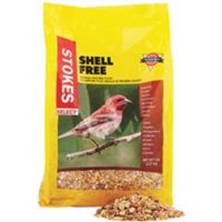 Red River Commodities 9267 Stokes No Waste Select Bird Food - 5lbs