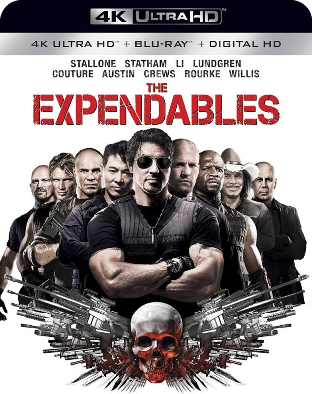 The Expendables - 4K