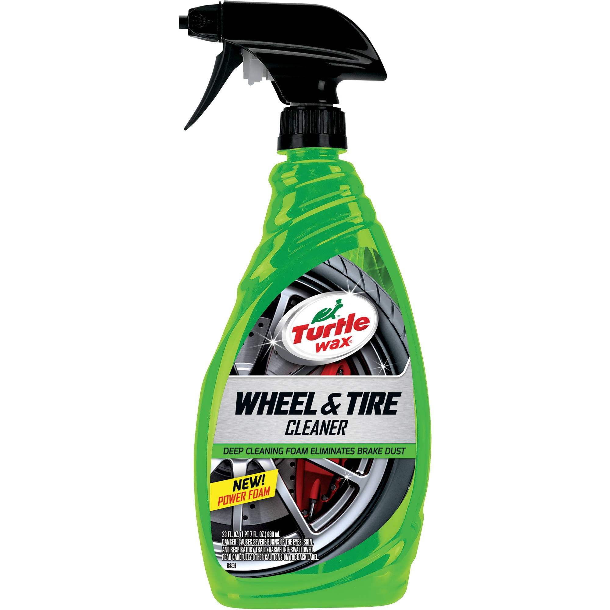 Turtle Wax All Wheel and Tire Cleaner - 23oz