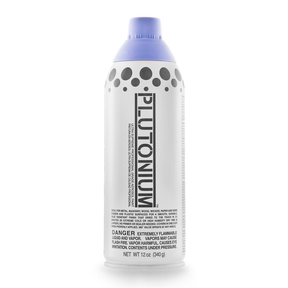 Plutonium Paint Ultra Supreme Professional Aerosol Paint - Prince