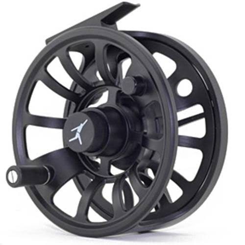 Echo Ion Fly Reel - Black, Size 6/7
