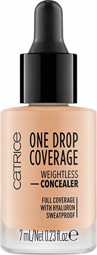 Catrice One Drop Coverage Weightless Concealers - Nude 020, 7ml