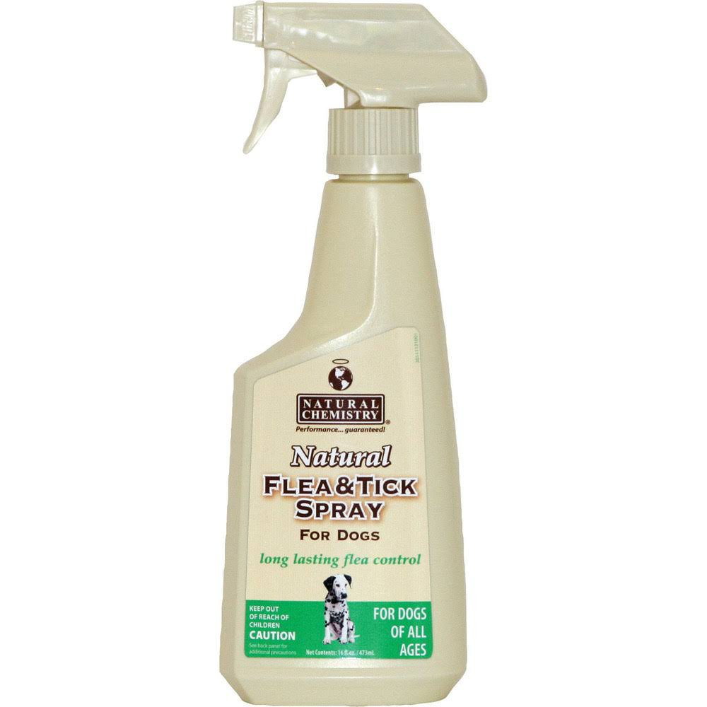 Natural Chemistry Flea & Tick Spray