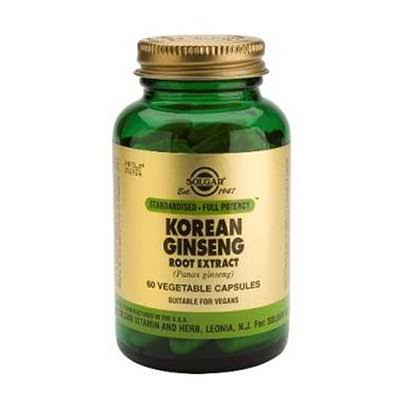 Solgar Korean Ginseng Root Extract