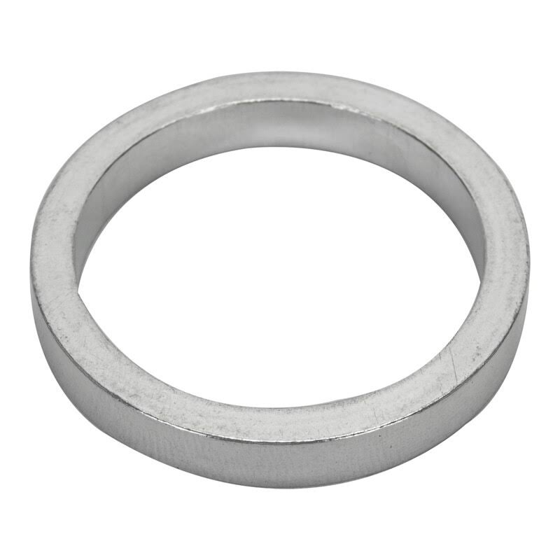 Origin-8 Headset Spacer - Silver, 5mm, Alloy