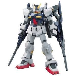 Bandai Hgbf Build Gundam Mk-II Model Kit - 1/144 scale
