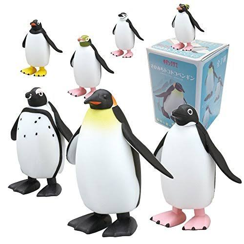 Clever Idiots Inc. Kitan Club Penguin Figure - Blind Box