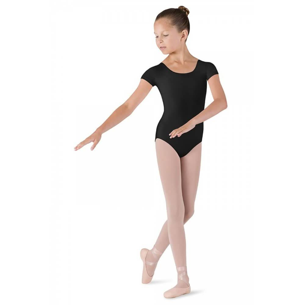 Bloch Child Short Sleeve Leotard