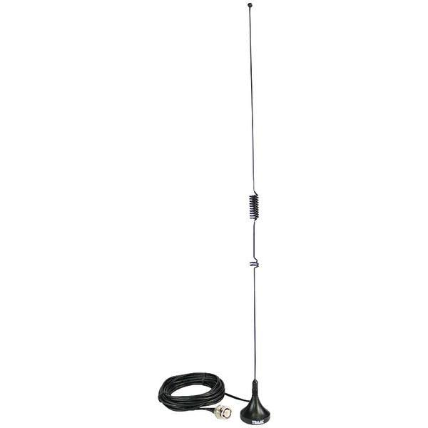 Tram 1089-BNC - Scanner Mini-Magnet Antenna VHF/UHF/800MHz-1,300MHz with BNC-Male Connector