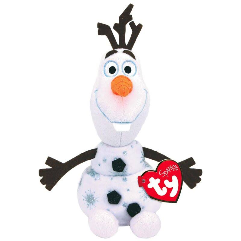 Ty Sparkle Frozen 2 Olaf