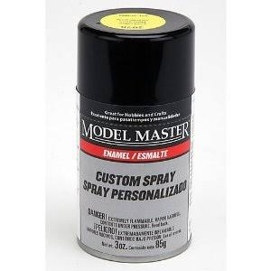 Testors mm 3oz Pearl Yellow Spray (G)