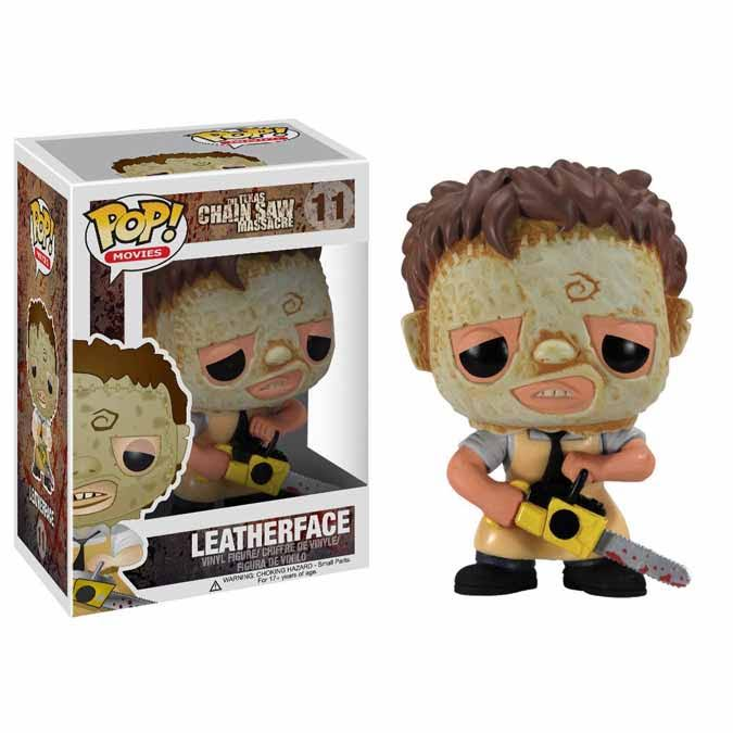Pop! Movie Texas Chainsaw Massacre 11 Leatherface