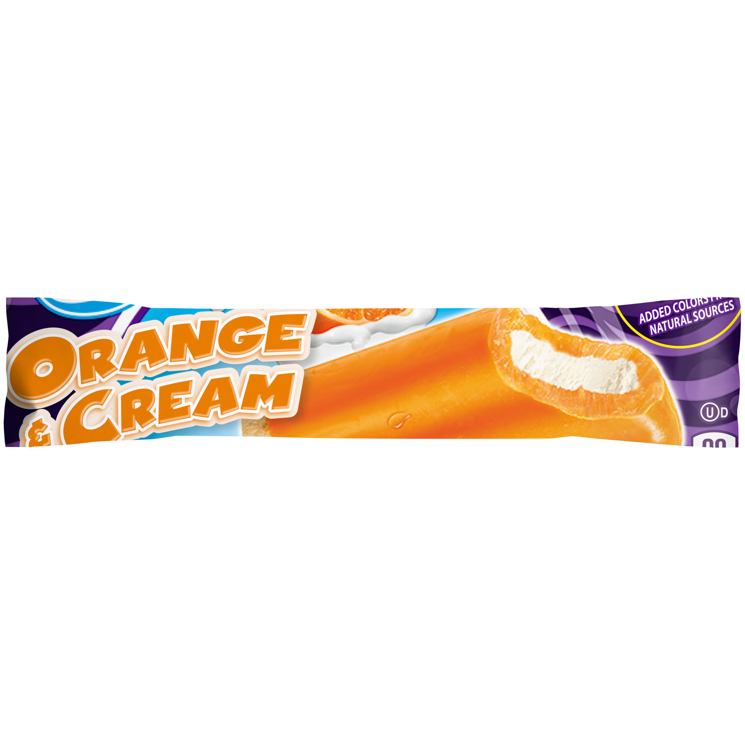 Nestle Orange & Cream Ice Cream Bar 3 fl. oz. Pack